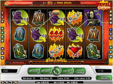 spiderman green goblin casino slots
